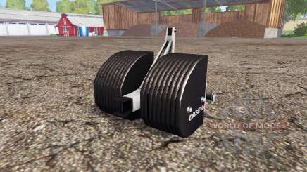 Weight Case IH for Farming Simulator 2015