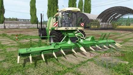 Krone BiG X 1100 ITC for Farming Simulator 2017