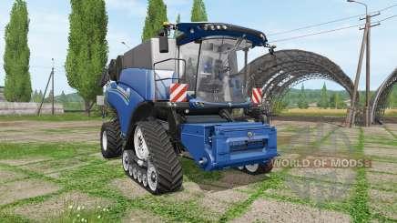 New Holland CR10.90 v5.0 for Farming Simulator 2017