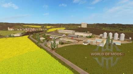 Agro Moravany v2.1 for Farming Simulator 2017