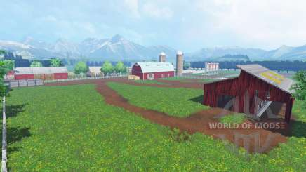 Family farm for Farming Simulator 2015