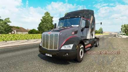 Peterbilt 579 v1.1 for Euro Truck Simulator 2