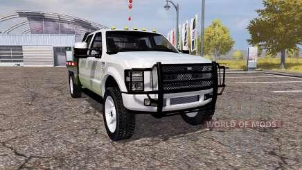 Ford F-350 2010 for Farming Simulator 2013