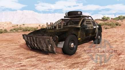 Ibishu 200BX Mad Max v0.3 for BeamNG Drive
