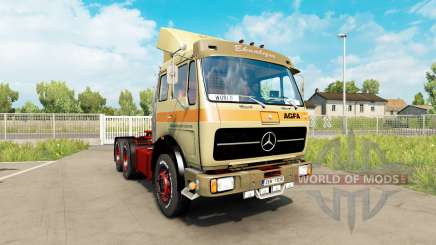 Mercedes-Benz 1632 v1.1 for Euro Truck Simulator 2