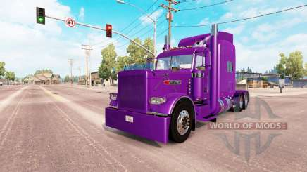 Peterbilt 389 v2.1 for American Truck Simulator