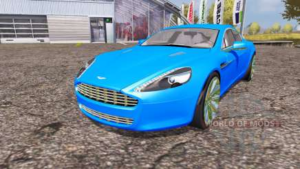 Aston Martin Rapide for Farming Simulator 2013