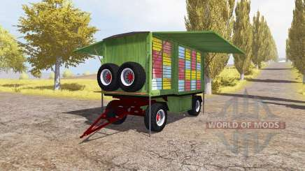 Mobile beehive for Farming Simulator 2013