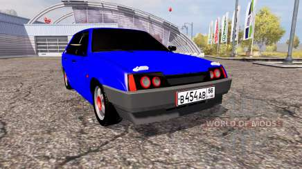VAZ 21099 Satellite for Farming Simulator 2013