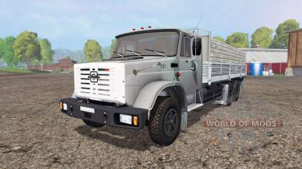 ZIL 133 v1.1 for Farming Simulator 2015