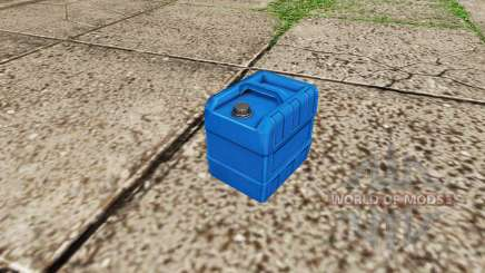 Canister with liquid fertilizer v1.1 for Farming Simulator 2017