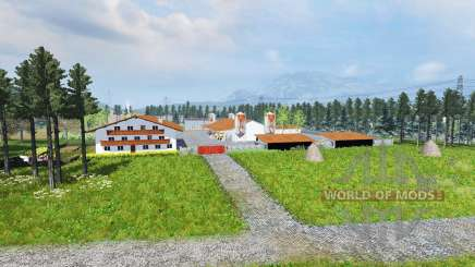 Two rivers for Farming Simulator 2013