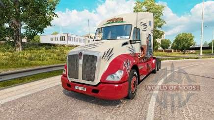 Kenworth T680 for Euro Truck Simulator 2