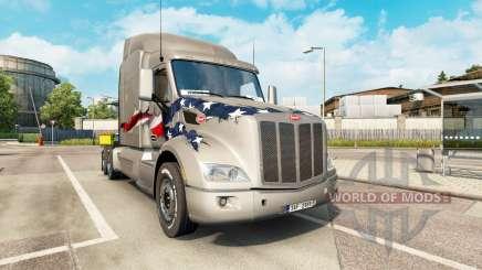 Peterbilt 579 v1.2 for Euro Truck Simulator 2
