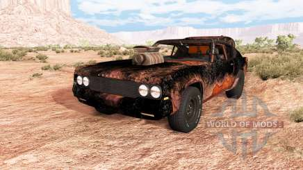 Gavril Barstow Mad Max v0.3 for BeamNG Drive