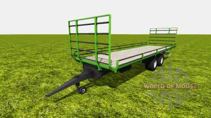 Roundbale transporter for Farming Simulator 2013