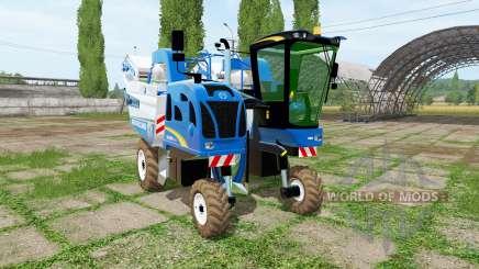 New Holland 9060L v0.1 for Farming Simulator 2017