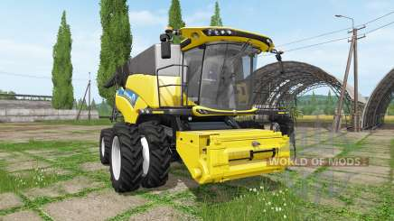 New Holland CR10.90 v1.3 for Farming Simulator 2017