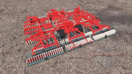 Kvernland scheibenegge v1.1 for Farming Simulator 2013