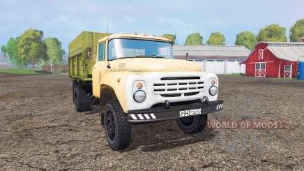 ZIL 130 v2.3 for Farming Simulator 2015
