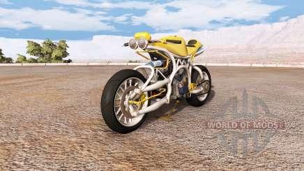 Sport bike v0.8 for BeamNG Drive