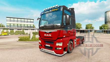 MAN TGX v1.6 for Euro Truck Simulator 2