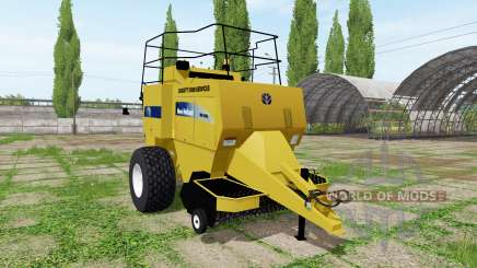 New Holland BigBaler 980 v2.2 for Farming Simulator 2017