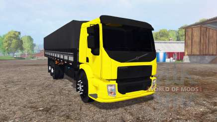 Volvo VM 330 2015 for Farming Simulator 2015