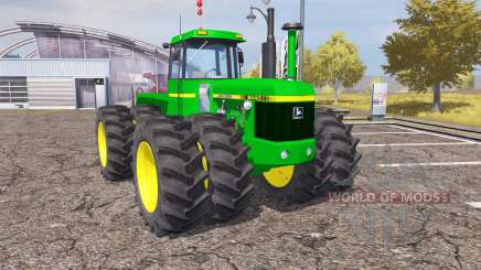 John Deere 8440 for Farming Simulator 2013