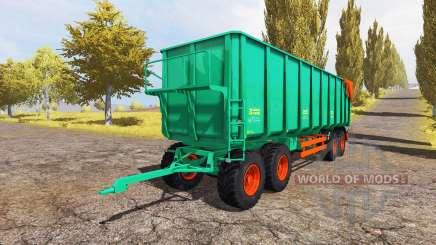 Aguas-Tenias GRAT 4-axis v2.0 for Farming Simulator 2013
