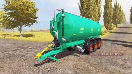 Aguas-Tenias CAT-26 v3.0 for Farming Simulator 2013
