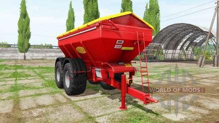 BREDAL K165 v1.1 for Farming Simulator 2017