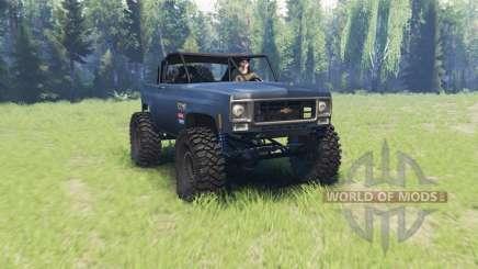 Chevrolet K5 Blazer crawler v2.0 for Spin Tires