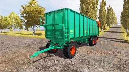 Aguas-Tenias GRAT 3-axis v2.0 for Farming Simulator 2013
