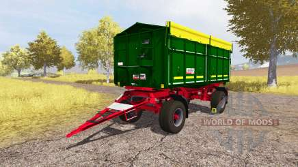 Kroger Agroliner HKD 302 v8.0 for Farming Simulator 2013
