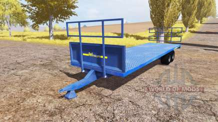AWtrailers 12T for Farming Simulator 2013