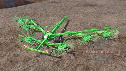 Krone Swadro 2000 for Farming Simulator 2015