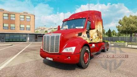 Peterbilt 579 for Euro Truck Simulator 2