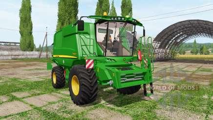 John Deere T660i v2.0 for Farming Simulator 2017