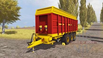 Schuitemaker Rapide 3000 v1.3 for Farming Simulator 2013
