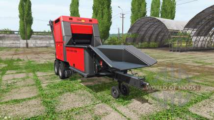 FSI Power-Tech super forest for Farming Simulator 2017
