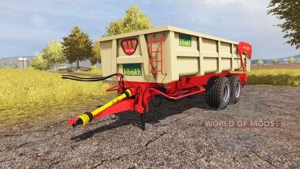 LeBoulch Gold XL K160 for Farming Simulator 2013