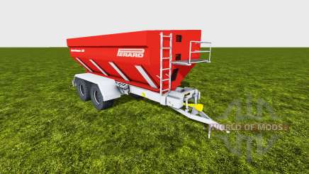 Perard Interbenne 25 v2.6 for Farming Simulator 2013