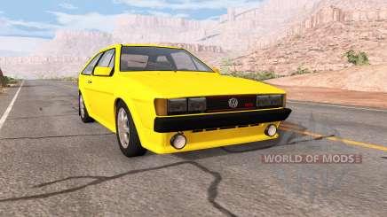 Volkswagen Scirocco GT for BeamNG Drive