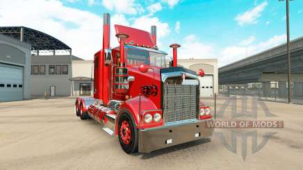 Kenworth T908 for American Truck Simulator