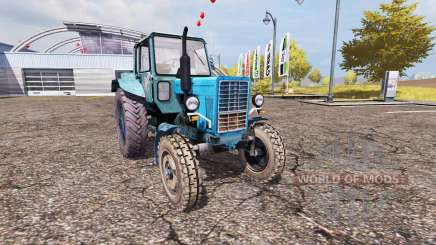 Belarus MTZ 80 v2.0 for Farming Simulator 2013