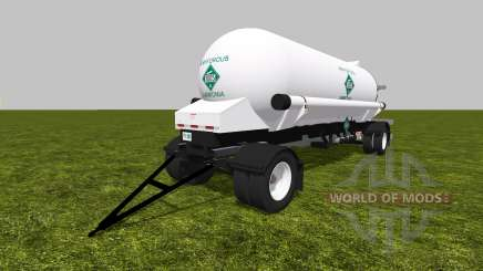 Tank manure for Farming Simulator 2013