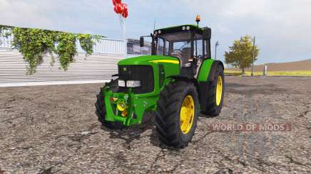 John Deere 6620 v2.0 for Farming Simulator 2013