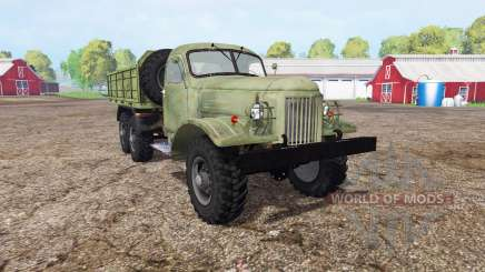 ZIL 157 for Farming Simulator 2015