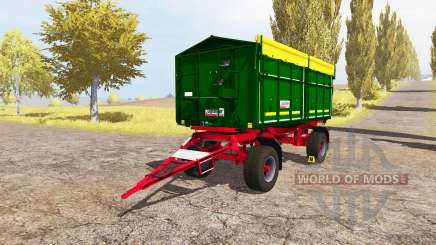 Kroger Agroliner HKD 302 v5.0 for Farming Simulator 2013